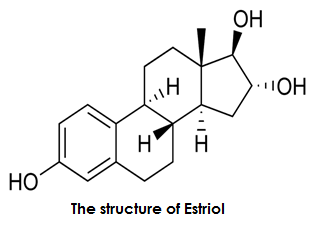 Estriol-Structure